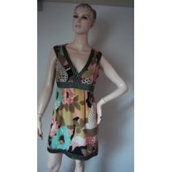 Lipsy luxusní saténové šaty...