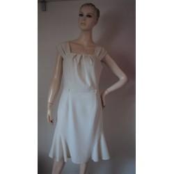 Bílé kostýmové šaty F&F,...