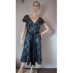 Vzorované šaty MONSOON,...