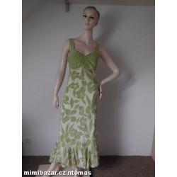 Kaliko luxusní šaty V.36...