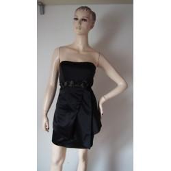 Karen Millen černé šaty s...