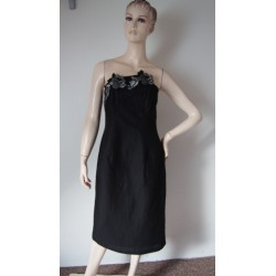 Principles černé šaty s...