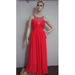 Quiz splývavé korálové šaty...