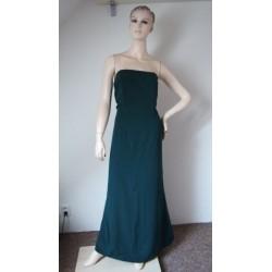 Zelené společenské šaty s...