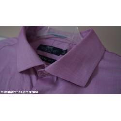 Next fialová košile na...