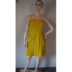 9d6962ca9c72 Coast žluté šaty V.42 Nové