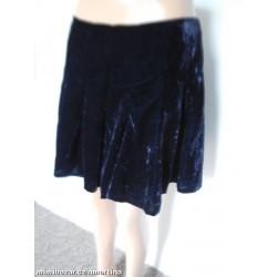 M + S sametová sukně V. 44...
