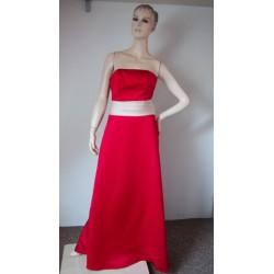 Forever Yours červené šaty...