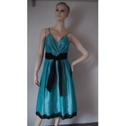 Nové luxusní šaty s krajkou...