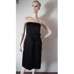 M&Co. saténové šaty V.44 nové