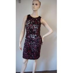 H&M zimní pouzdrové šaty V.S