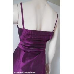 6b12b502974 Coast luxusní večerní šaty V.36 hedvábí !!!!