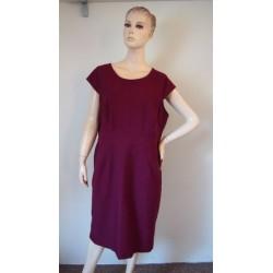 BHS zimní pouzdrové šaty...