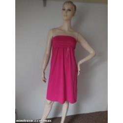 Gap růžové šaty V. S nové !!!!